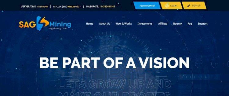 Sagmining.com Mining Review – Bounty Reward: From 20$ to 1000$