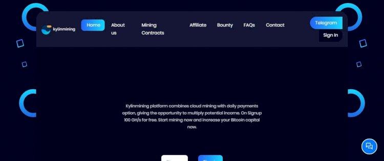 Kylinmining.com Mining Review – Start Bitcoin Mining Now