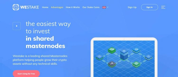 Westake.io Bitcoin Mining Review – The Easiest way to Invest in Shared Masternodes