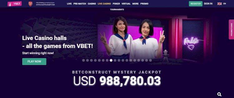 Vbet Casino Review: Vbet Casino Bonuses and Promotions