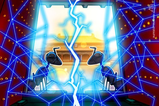 China's Blockchain Network Splits Over Disagreement About Public Chains