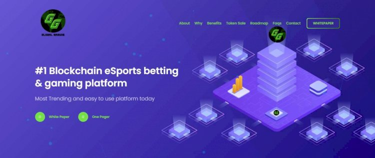 Global Gaming Airdrop Review – Get Up To 2,500 GMNG Tokens.