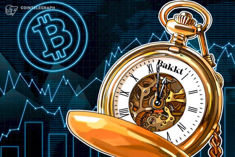 Bakkt Bitcoin futures smashes daily volume record by 36%