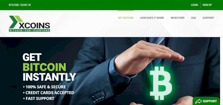 Xcoins Cryptocurrency Exchange Review – 100% Safe & Secure