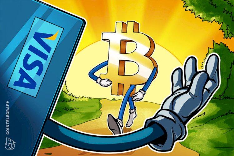 Bitcoin hits $25,000 all-time high milestone, surpassing Visa's market cap